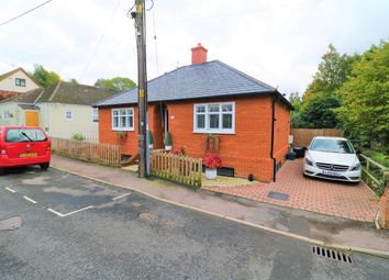 Thumbnail 2 bed detached bungalow for sale in Queens Road, Wivenhoe, Colchester