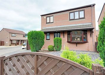 Thumbnail 4 bed detached house for sale in Elvaston Road, North Wingfield, Chesterfield, Derbyshire