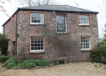 Thumbnail 2 bedroom detached house to rent in The Coach House, Fore Street, Silverton, Devon