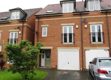 Thumbnail 5 bed town house to rent in Mill Vale, Newburn, Newcastle Upon Tyne