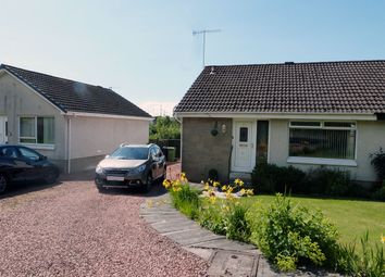 Thumbnail 2 bed semi-detached bungalow for sale in Birchview Drive, Busby, Glasgow