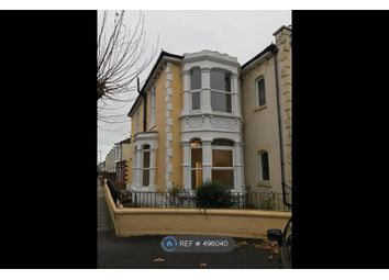 Thumbnail 2 bed end terrace house to rent in Laburnum Grove, Portsmouth