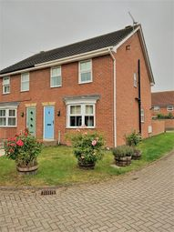 3 bed semi-detached house to rent in Rectory View, Beeford, Driffield YO25