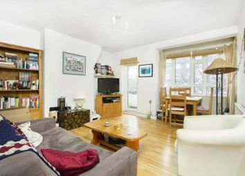 Thumbnail 3 bed flat to rent in Rodenhurst Road, Clapham South, London