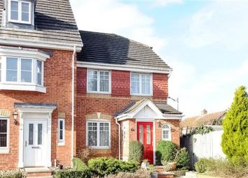 Thumbnail 3 bed end terrace house for sale in Parkside Place, Staines-Upon-Thames, Surrey