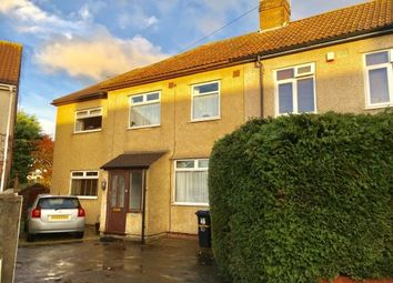 Thumbnail 4 bed end terrace house for sale in Alderney Avenue, Broomhill, Brislington, Bristol