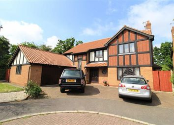 Thumbnail 5 bedroom detached house for sale in Chartwell Grove, Mapperley, Nottingham