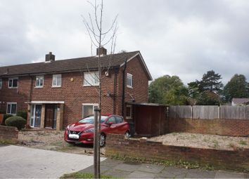 3 bed end terrace house for sale in Fairmead, Bickley, Bromley BR1