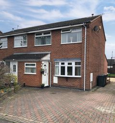 3 bed semi-detached house for sale in Zetland Crescent, Stenson Fields, Derby DE24
