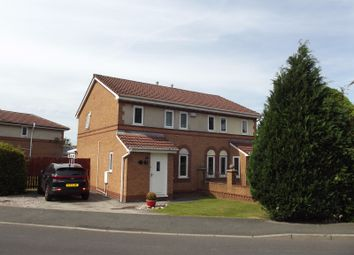 Thumbnail 3 bed semi-detached house to rent in Squires Wood, Fulwood, Preston