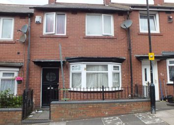 Thumbnail 3 bedroom property for sale in Ladykirk Road, Benwell, Newcastle Upon Tyne