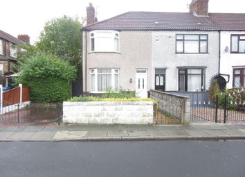 Thumbnail 2 bedroom town house for sale in 1 Snaefell Grove, Liverpool