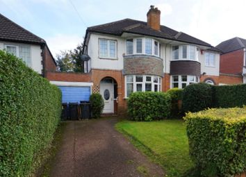 Thumbnail 3 bedroom semi-detached house for sale in Longmoor Road, Sutton Coldfield