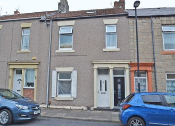 Thumbnail 4 bed flat to rent in Coburg Street, North Shields