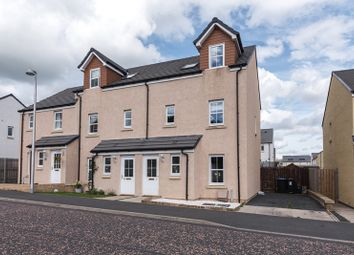 Thumbnail 4 bed end terrace house for sale in Meikle Kemp Lane, Galashiels