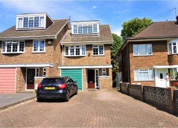 Thumbnail 3 bedroom semi-detached house for sale in Warrington Road, Croydon