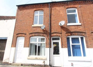 Thumbnail 2 bedroom terraced house to rent in Vernon Road, Aylestone, Leicester