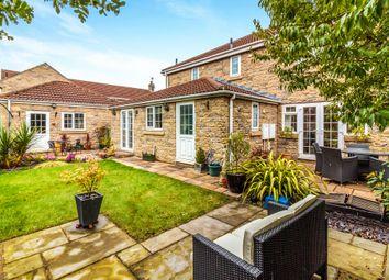 Thumbnail 4 bed detached house for sale in Chestnut Court, Thrybergh, Rotherham