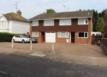 Thumbnail 3 bed semi-detached house for sale in Main Road, Swanley