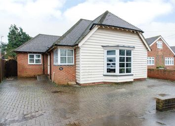 Thumbnail 2 bed bungalow for sale in Hollyleaf Cottage, Bredgar, Sittingbourne