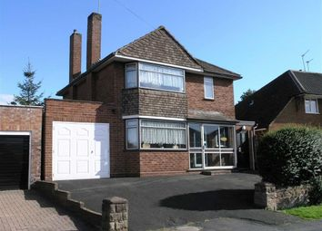 Thumbnail 3 bedroom detached house for sale in Dumbleberry Avenue, Brownswall Estate, Sedgley
