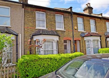 Thumbnail 2 bed terraced house for sale in Hervey Park Road, London