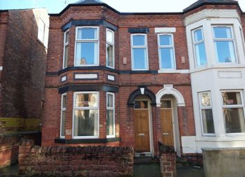 Thumbnail 10 bed property to rent in Johnson Road, Nottingham
