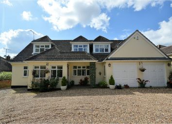 4 bed detached house for sale in Noak Hill Close, Billericay CM12