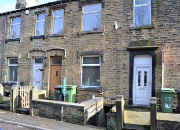 Thumbnail 2 bed terraced house for sale in Chapel Terrace, Crosland Moor, Huddersfield