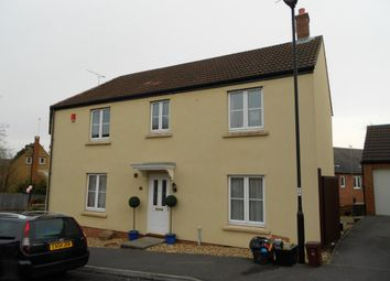 Thumbnail 4 bedroom semi-detached house to rent in Bell Chase, Yeovil