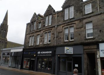 Thumbnail 1 bed flat to rent in Whytehouse Mansions, High Street, Kirkcaldy