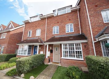 Thumbnail 4 bed terraced house for sale in Foundry Close, Hook