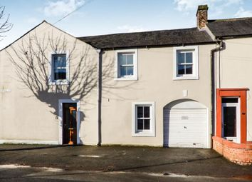Thumbnail 2 bed terraced house for sale in 11 Graham Street, Longtown, Carlisle, Cumbria