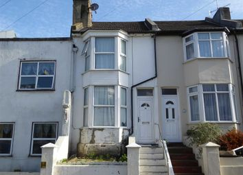 Thumbnail 2 bed terraced house for sale in St Georges Road, Hastings, East Sussex