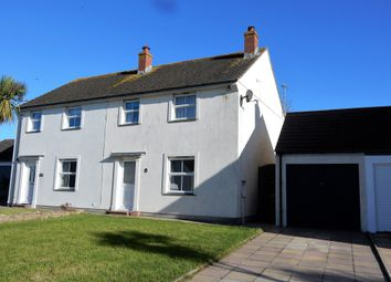Thumbnail 3 bedroom semi-detached house for sale in St Petry, Goldsithney