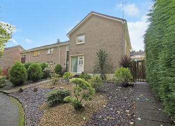 Thumbnail 3 bed end terrace house for sale in Finistere Avenue, Falkirk