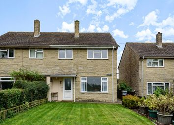 Thumbnail 3 bed semi-detached house for sale in Churchill, Oxfordshire