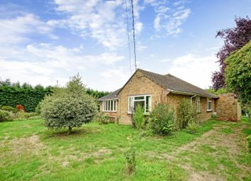 Thumbnail 3 bed detached bungalow for sale in Colne Road, Bluntisham, Huntingdon, Cambridgeshire