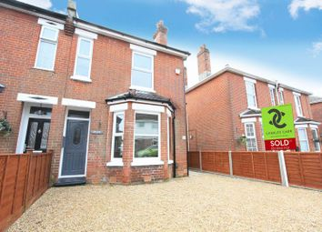Thumbnail 3 bed semi-detached house for sale in Loane Road, Southampton