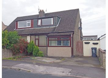 Thumbnail 2 bed semi-detached house for sale in Chestnut Avenue, Bolton Le Sands, Carnforth