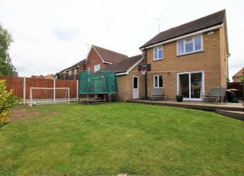 Thumbnail 3 bed detached house for sale in Cheapside West, Rayleigh, Essex