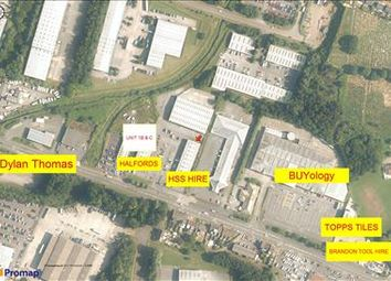 Thumbnail Retail premises to let in Samlet Road, Swansea Enterprise Park, Swansea