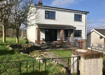 Thumbnail 3 bed detached house for sale in Heol Y Maerdy, Ffairfach, Llandeilo