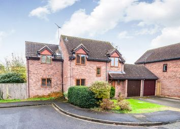 Thumbnail 5 bed detached house for sale in The Warren, Abingdon