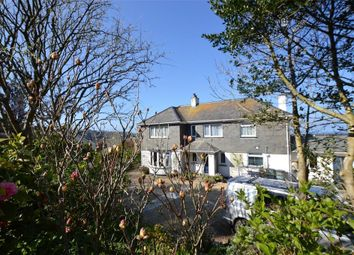 Thumbnail 5 bed detached house for sale in Boskerris Road, Carbis Bay, St. Ives, Cornwall