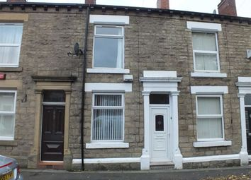 Thumbnail 2 bed terraced house to rent in Warrington Street, Stalybridge