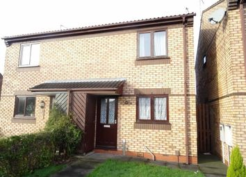 Thumbnail 2 bedroom semi-detached house for sale in Glenbarr Drive, Hinckley