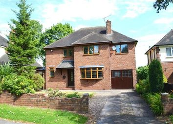 Thumbnail 4 bed detached house to rent in Abbots Way, Westlands, Newcastle-Under-Lyme