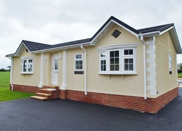 Thumbnail 2 bed mobile/park home for sale in Dandy Dinmont Holiday Park, Blackford, Carlisle