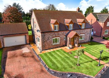 Thumbnail 5 bed detached house for sale in Priory Court, Fishtoft